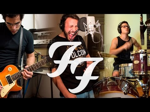 Foo Fighters - Something From Nothing Cover (with vocals)