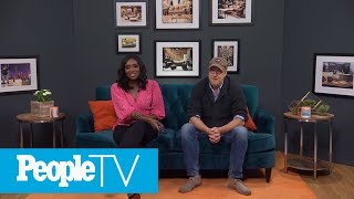 Chris Elliott Reflects On Working With His Children | PeopleTV
