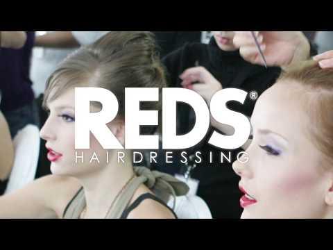 OFFICIAL HAIR SPONSOR - REDS HAIRDRESSING SINGAPORE