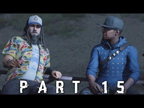 Watch Dogs 2 - SATELLITE LAUNCH - Walkthrough Gameplay Part 15 (PS4 PRO)