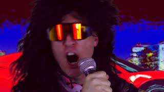 """Josh Freese """"Heavy Metal Car Collection"""" official video."""
