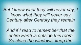 Idlewild - Century After Century Lyrics
