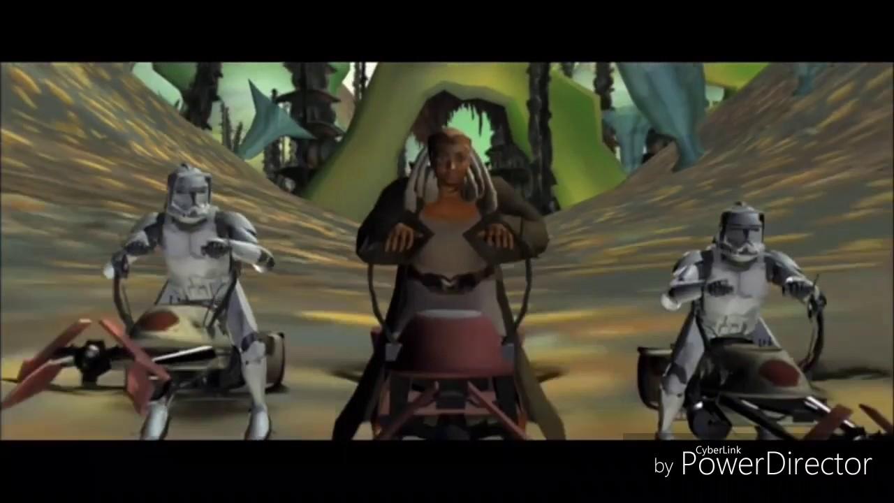Star Wars Order 66 Deleted Scene Revenge Of The Sith Youtube