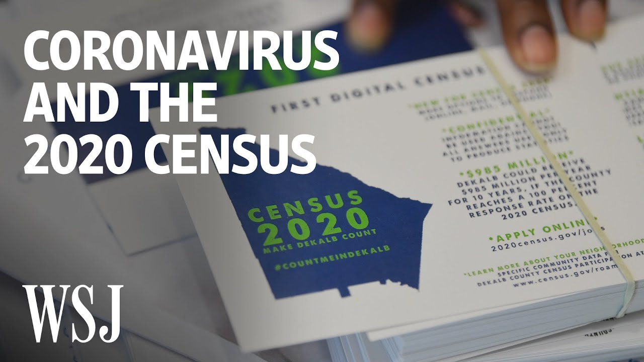 Coronavirus brings changes to 2020 U.S. Census