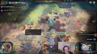 AoW: Planetfall MP: 3 v 3! S3E1