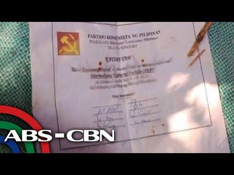 download News Patrol: 2 pulis, patay sa engkuwentro sa NPA sa Mindoro | February 23, 2019