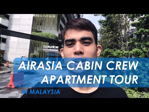AIRASIA CABIN CREW APARTMENT TOUR thumbnail