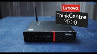 Обзор Lenovo ThinkCentre M700 Tiny в 4K