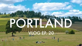 Vlog Ep  20: What to do in Portland
