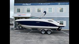 2019 Sea Ray SDX 250 For Sale …