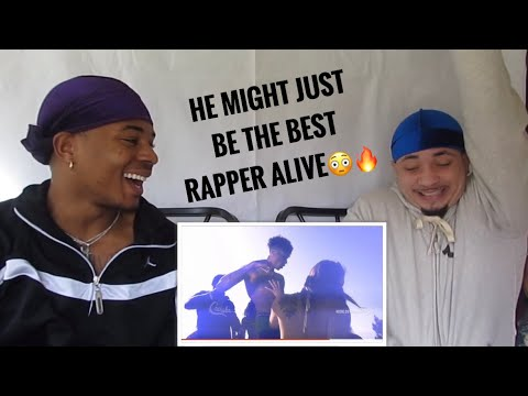 BLUE FACE-Thotiana (MUSIC VIDEO)-REACTION!!!