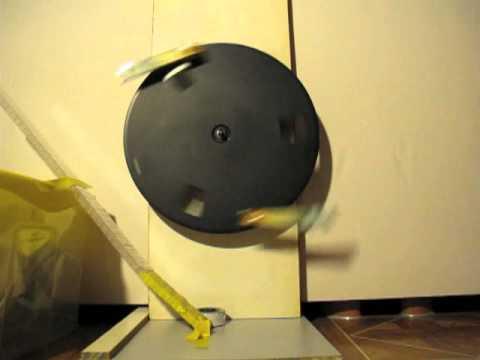 Free Energy Gravity Wheel - the basic principle - part 2 ...