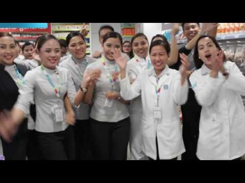 Watsons Pharmacy La Union Opening