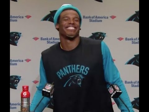 Is Cam Newton sexist for laughing at female reporter? Uncle Hotep chimes in