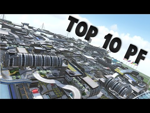 Top 10 [Press Forward] Maps in TMN(F)