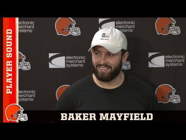 Baker Mayfield Football Is Not Meant to be a Soft Game   Cleveland Browns