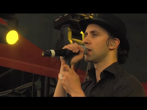 Maximo Park Live - Apply Some Pressure @ Sziget 2012