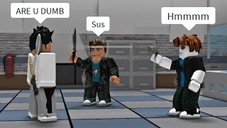 ROBLOX Murder Mystery 2 FUNNY MOMENTS (TROLL)