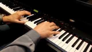 Florent Pagny - Les Murs Porteurs - Piano Solo - Version Revisitée - HD