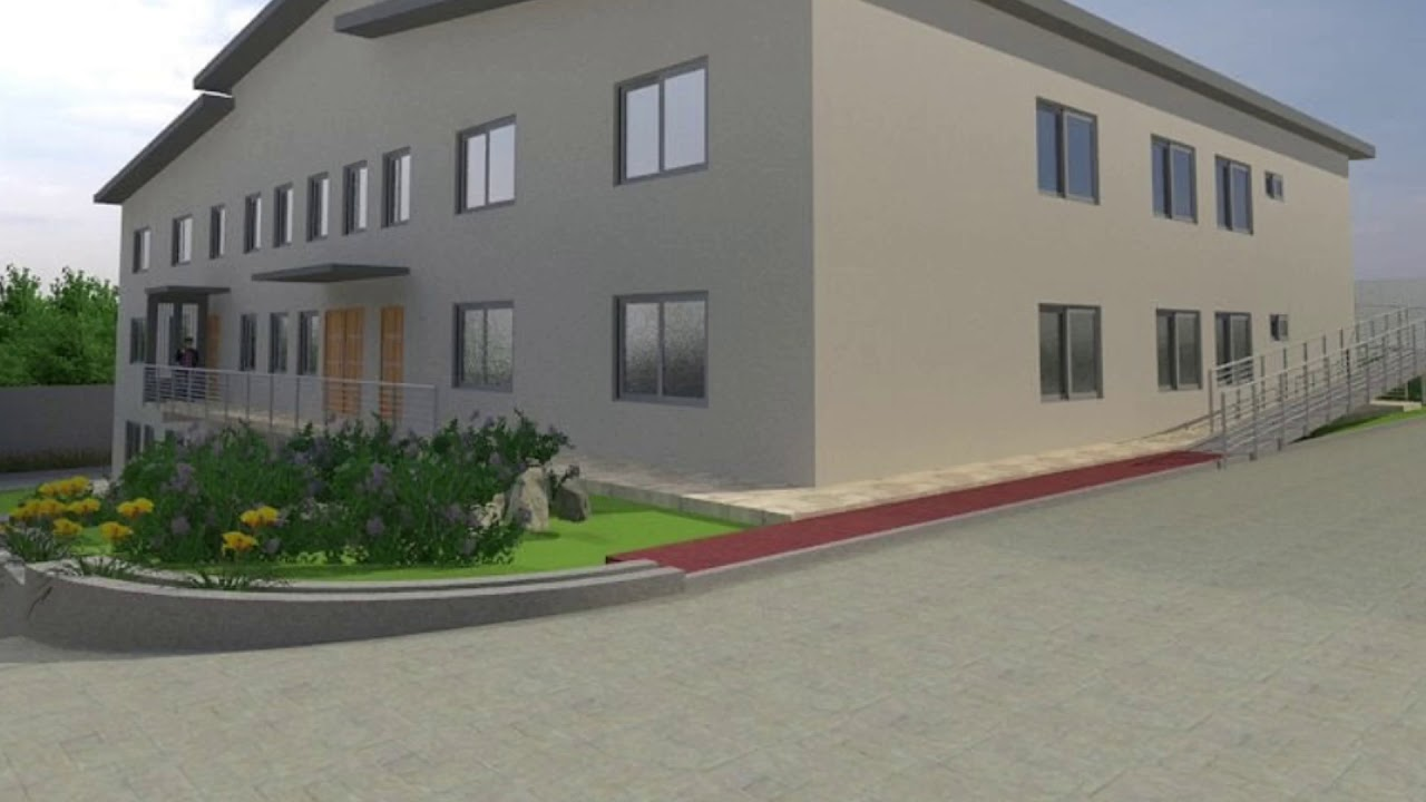 The Father's Heart Foundation 1st Residential Housing Project