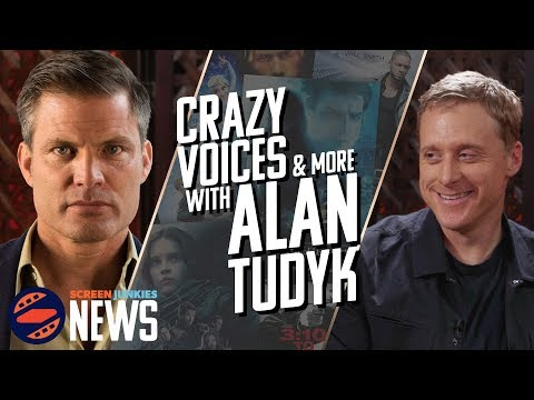 Rogue One, Moana, and More With Alan Tudyk and Casper Van Dien Holiday Sp