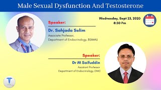 Male Sexual Dysfunction And Testosterone