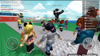 playing roblox as a GIRL