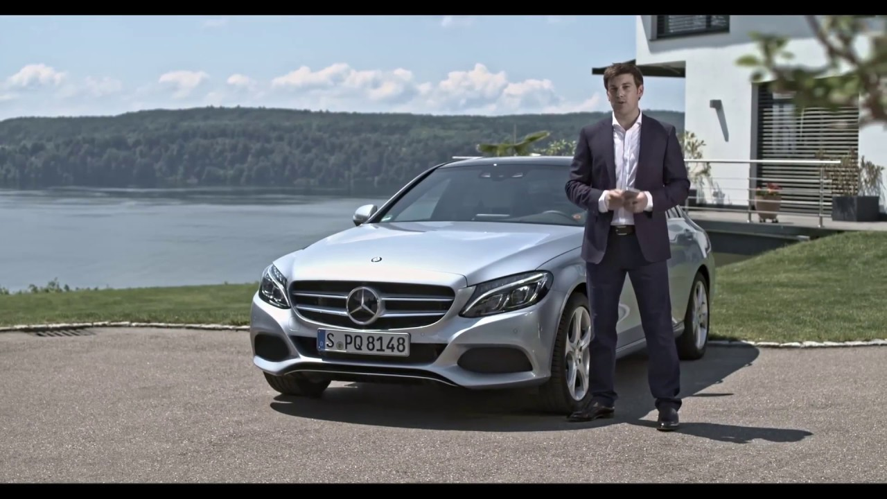 Mercedes Benz C350e 2017 | All You Need to Know - YouTube