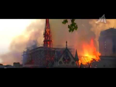 Смотреть Зачем сожгли Нотр Дам? Проект Христианство закрыт онлайн
