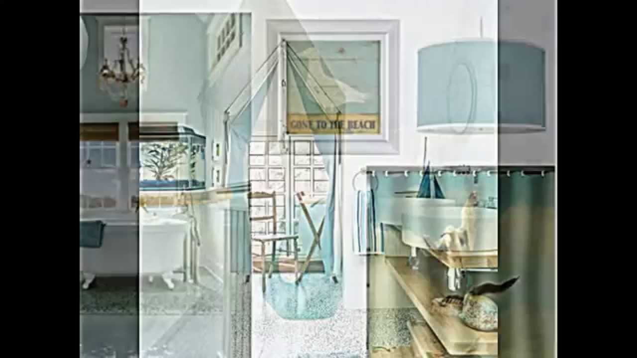 Badezimmer Deko Ideen im Maritim Look zum Selbermachen ...