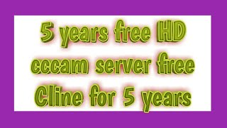 1 YEAR Free Cline 2019 Full Cccam Panel Details l SonyMax2