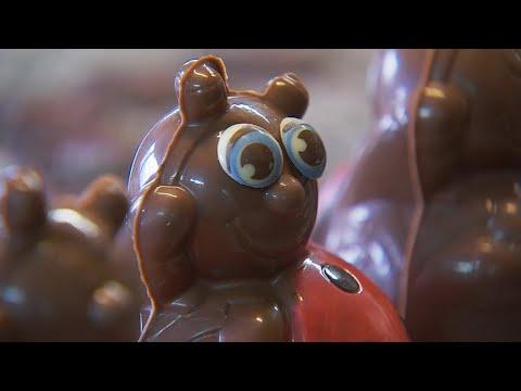 Chocolate crunch: A French affair