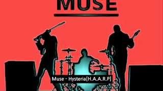 Muse - Hysteria bass cover [HAARP]