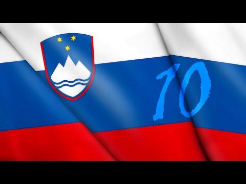 Top Ten Facts - Slovenia