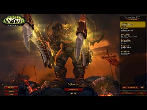 Bajheera - BEST FURY WARRIOR 3v3 COMP IN LEGION?! - WoW 7.1.5 Warrior PvP
