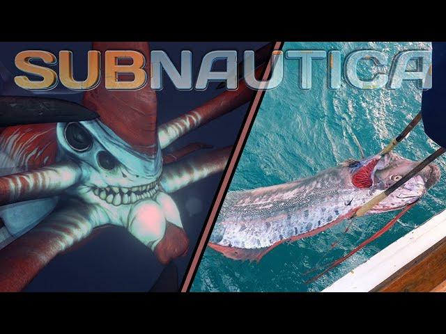 Subnautica Creatures in Real Life! | Creature Counterparts