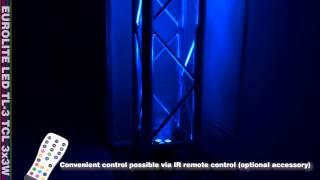 EUROLITE LED TL-3 TCL 3x3W