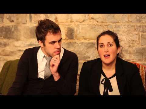The Undergraduate Awards 2012 Campus Day: Kane Sarhan and Rahaf Harfoush