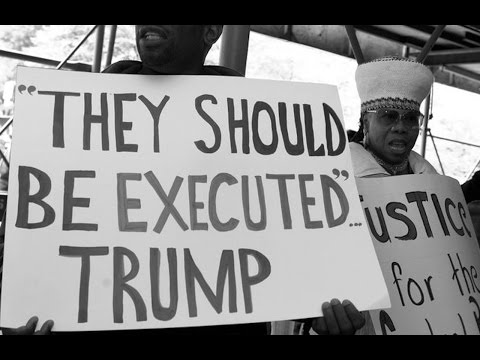Trump STILL Wants To Execute Innocent Central Park Five