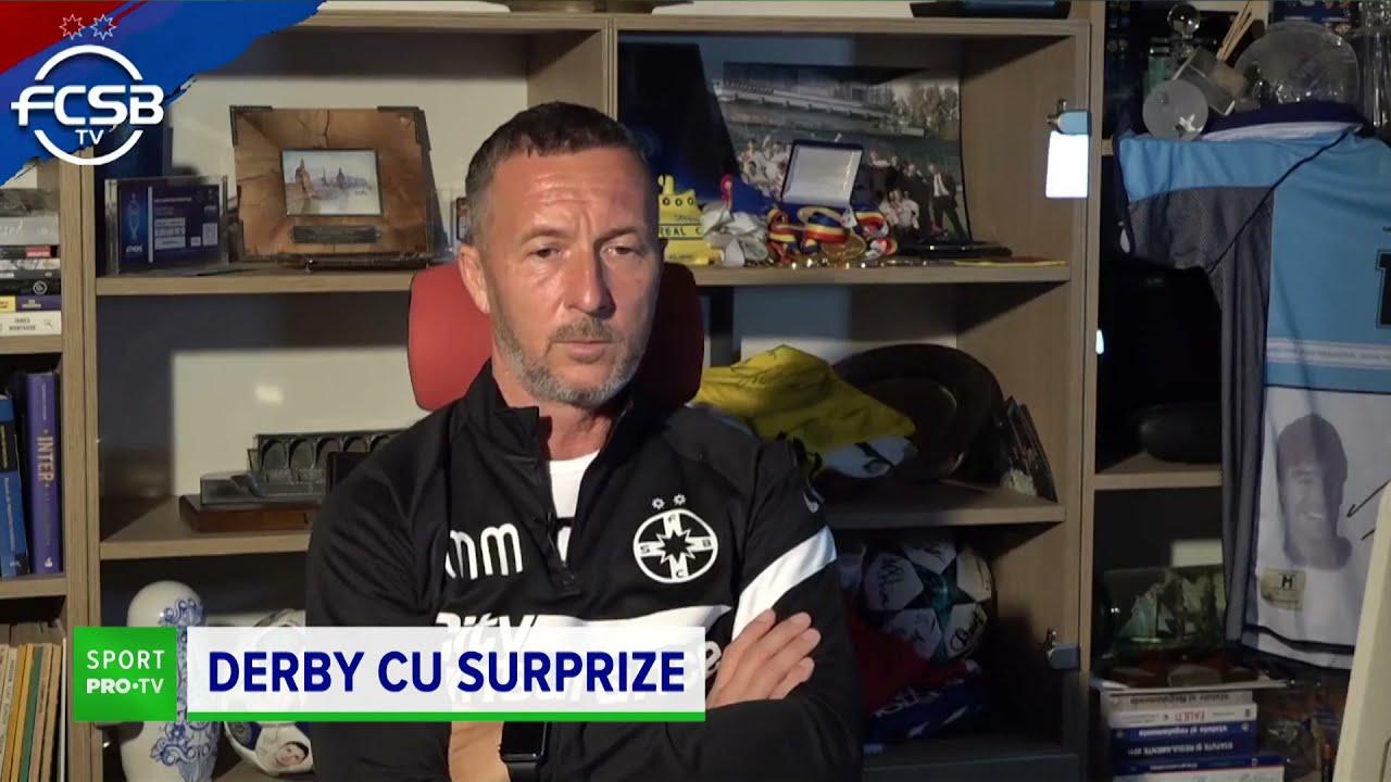 Asta-i culmea culmilor! Edi Iordănescu n-a știut cum să pregătească FCSB de derby