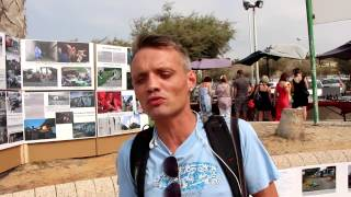 Олег Пономарёв рассказывает о вопросах возникших к проукраинским активистам Израиля по поводу сбора