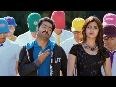 O Lailaa Video Song - Ramayya Vasthavayya Movie - Jr.Ntr,Samantha,Shruthi Hasan Travel Video