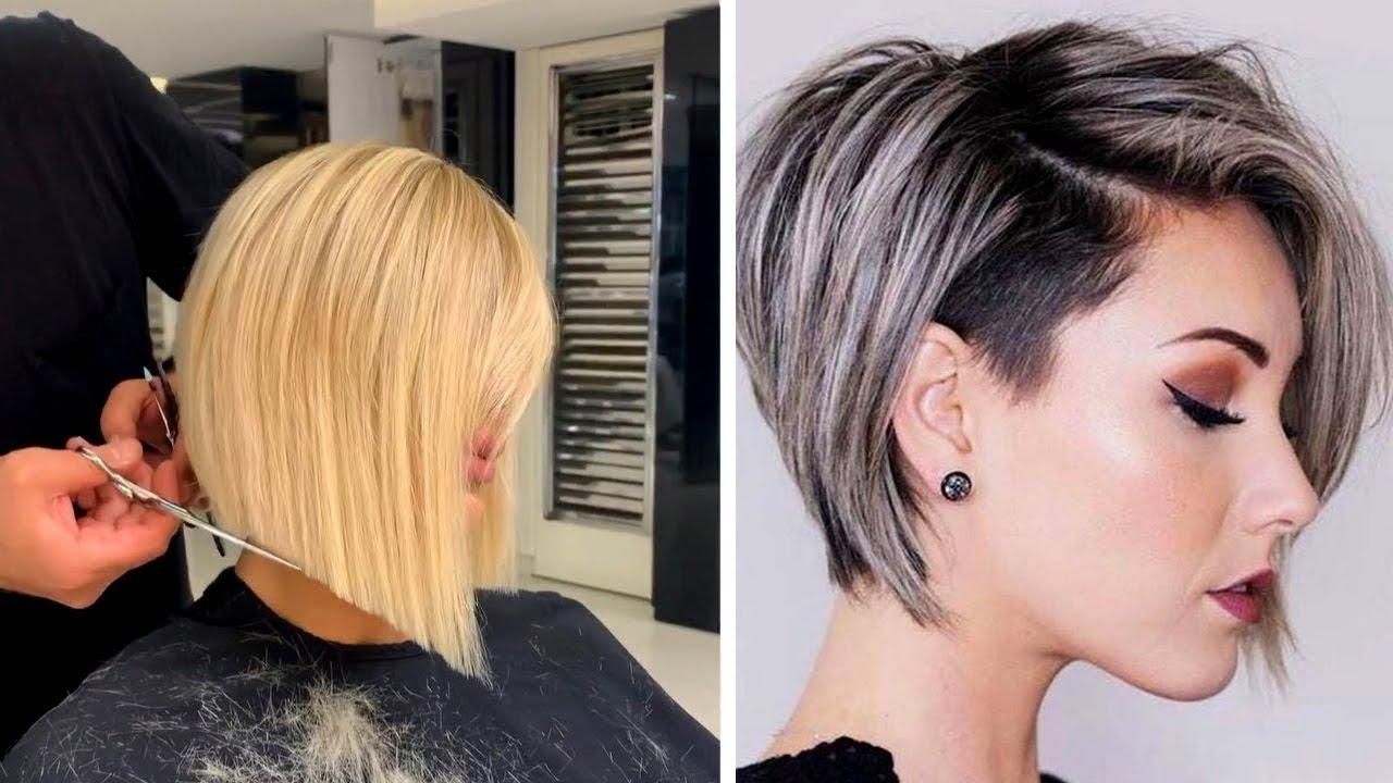 Tóc Đẹp Cho Nữ 2020 – Những mẫu tóc ngắn đẹp nhất 2020 – Thợ cắt tóc tay nghề đỉnh cao #2 | Tổng hợp kiến thức về tóc đẹp mới nhất