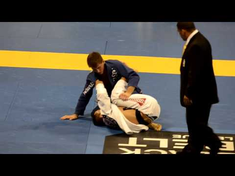 Rafael Mendes vs Rubens Cobrinha | Worlds 2012 | Art of Jiu Jitsu Academy | (949) 645 1679