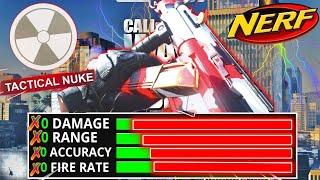 HUGE MP5 NERF.. BUT it&#39s STILL BROKEN! TACTICAL NUKE! (Modern warfare MP5 best class setup)