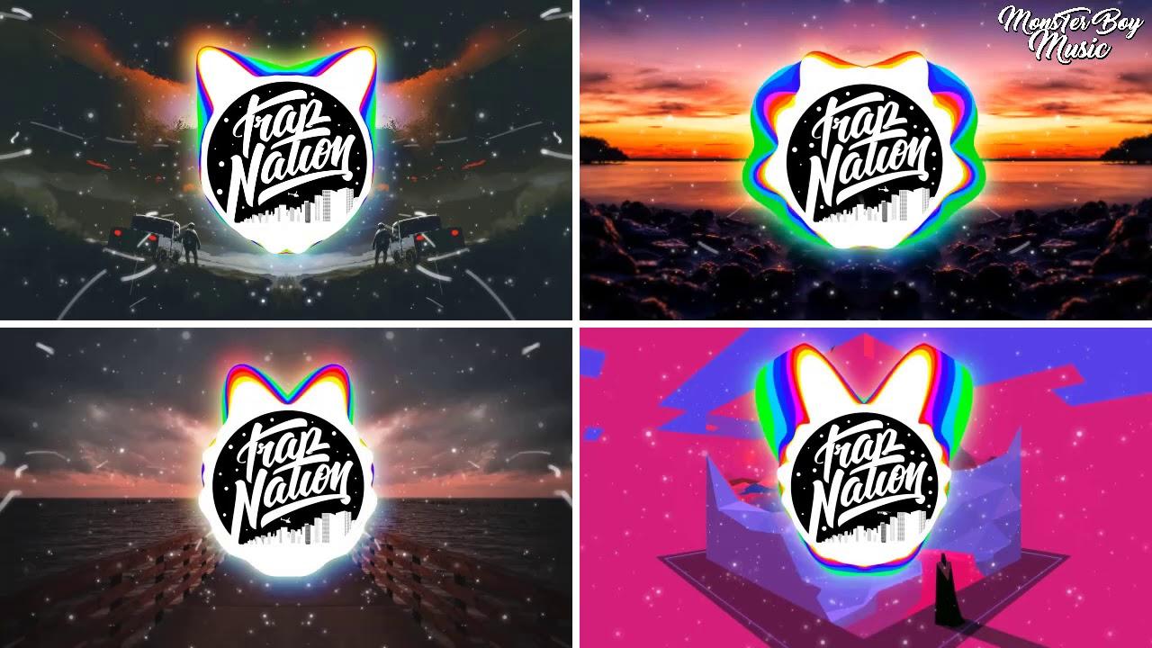 4 The BEST of Trap Nation #7   AJR   David Guetta, Martin Garrix & Brooks    Cherry Beach   Luude