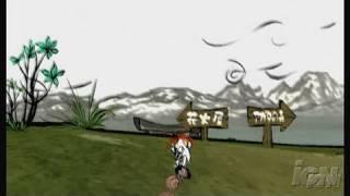 Okami Nintendo Wii Gameplay - A Look at the Beautiful