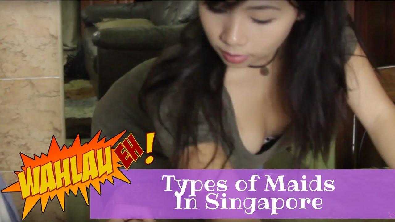 Asian maids revenge video