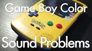 Fixing Game Boy Color Sound Problems