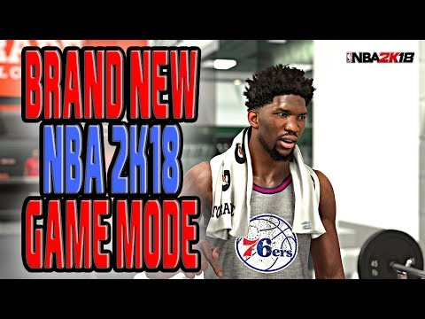 """NBA 2K18 """"THE NEXT CHAPTER"""" MODE!!! G-LEAGUE & MUCH MORE!!!"""
